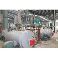 China Industrial Natural Gas Hot Air Furnace , Forced Hot Air Propane Furnace on sale