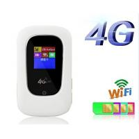 """Quality Portable 4G MIFI Router with sim card slot,1.44"""" LCD Screen wholesale"""