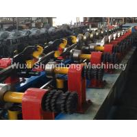 Quality Quick Interchangeable CZ Purlin Roll Forming Machine infinite size change wholesale