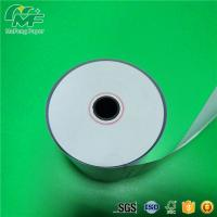 China 55gsm ATM Thermal Paper Rolls 2.5kN/M Tensile Strength 2-5 Years Image Life on sale