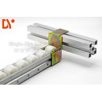 Quality White / Yellow Metal Roller Track Recycling Anti Corrosion Long Service Life wholesale