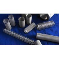 Quality Stainless Steel SUS304/304L/316/316L/310s Filter Tube/Filter Cylinder, Perforated and Woven Type wholesale