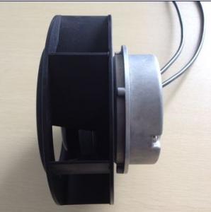 Quality Air Purification EC Backward Curved Fan , Industrial Blower Fans 220mm X 44mm wholesale