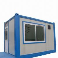 Quality Modular House Suitable for Control Rooms, Customized/OEM are Acceptable, for Living wholesale