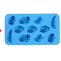 Quality fruits shape silicone chocolate mold ,fruits shape silicone muffin cake molds wholesale