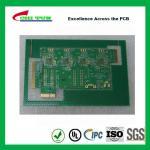 Quality Aeronautics Printed Circuit Board 8L FR4 Immersion Gold + Hard Gold Quick Turn Pcb wholesale
