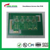 Quality Aeronautics Printed Circuit Board 8L FR4 Immersion Gold + Hard Gold Quick Turn Pcb wholesale