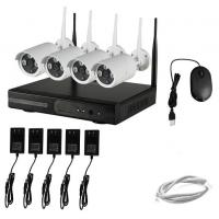 China 4Ch Wireless NVR Kits on sale