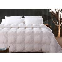 Quality 13.5 Tog Duck Feather And Down Double Duvet King Size / Queen Size For Home wholesale