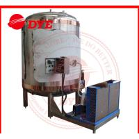 Quality Pipe Welding Vertical Custom Cold Water Tank For Berwery Line 2MM Thickness wholesale