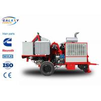 Quality Hydraulic Tensioner Transmission Line Equipment Max Intermittent Tension 2x55/1x110kN wholesale