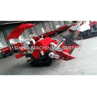 China 4L-1.2paddy combine harvester factory price 12,14Hp with crawler or Tyre wheel,sihno on sale