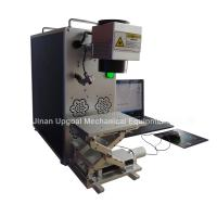 Cheap Portable Fiber Laser Marking Machine for Metal Materials Marking for sale