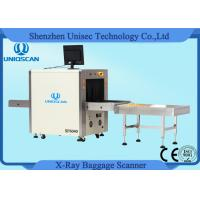 Quality Middle Size SF6040 X Ray Airport Scanner Baggage and Parcel Inspection wholesale