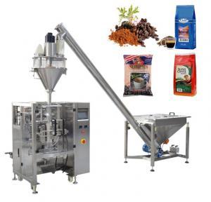 China SUS304 Milk Powder Packaging Machine , Powder Filling And Sealing Machine on sale