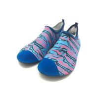 Quality Athletic Wet Beach And Swim Shoes Walking Swimming Pool Footwear Heat Transfer Print wholesale