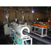 Quality excellent qualiy atnd reasonable price PE carbon spiral pipe making machine production line extrusion for sale wholesale