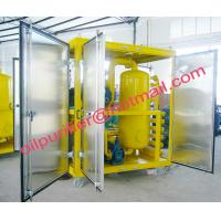 Quality Transformer Oil Filtration and Purification Machine with canopy,Insulation Oil Purifier stainless steel cabinet wholesale