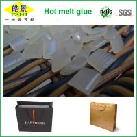 Quality Fast Bonding Hot Melt Glue Adhesive For High Speed Handle Paper Bag Machine wholesale