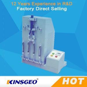 Quality AC220V, 50Hz, 80W Textile Testing Equipment For Metal / Plastic 35kg wholesale