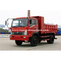Buy cheap SINOTRUK 4x2 Howo Dump Truck Truck Right Hand Drive Vehicles With 6.5m³ Bucket product