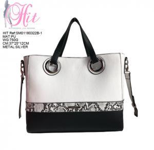 China New Style Fashion Ladies Handbags Women Bags PU Leather Handbag on sale