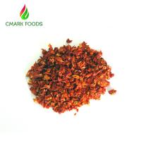 Quality 9x9mm Air Dried Tomatoes / Dried Cherry Tomatoes Environment  Friendly wholesale