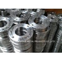 Quality 316L Steel Pipe Fittings / Stainless Steel Pipe Flange High Pressure Forged wholesale
