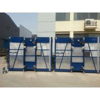 Quality DOL , FC Control Construction Material Hoist With Mast Hot-dip Galvanized CE / ISO wholesale
