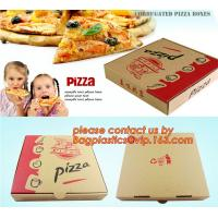 China Customized PIZZA box, Jewelry box Packaging for food Packaging cartons Paper bag Gift Box,Manufacturer Custom Printed Pi on sale