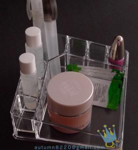 Quality acrylic tea box organizer wholesale