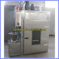 Quality roast chicken smoke house, industrial meat smokehouse, sausage smokehouse oven wholesale