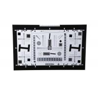 Quality 8X ISO12233 4000 lines 3nh brand high resolution camera test chart for over 100MP Megapixel camera (160x284.4 cm) wholesale