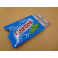 Quality Freshing Colorful Mint Bubblegum Chewing Gum Good Taste Eco - Friendly wholesale