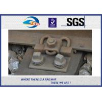 Buy cheap High quality ISO certified Rail Fastener for Thailand Railway from wholesalers