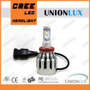 Quality H11 Car LED Headlight Bulbs 6000K 2000LM Vehicle LED Head Lamp CE wholesale