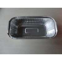 Quality Stamp forming Aluminum foil roasting pan / Aluminum Foil Tray With Lid For Meal Pack wholesale