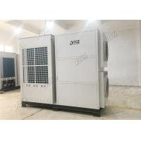 China Outdoor Event Industrial Central Tent Air Conditioner , 25 Ton Packaged Tent AC Unit on sale