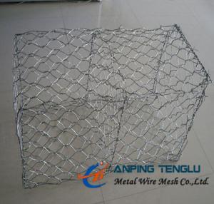 Quality Hot Dip Galvanized Hexagonal Gabions, High Tensile&Corrosion Resistance wholesale