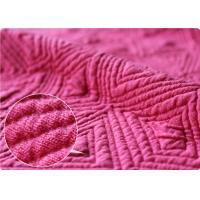 Quality Funky Combed Yarn Cotton Knit Fabric Sofa Furniture Upholstery Fabric wholesale