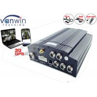 Quality 720P Vehicle camera DVR System for Cars and Taxis Vehicle Camera monitoring system 4 input wholesale