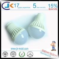 Quality 3w led bulb housing factory, CE&ROHS approved fire risistance B22 E27 3w led bulb housing wholesale