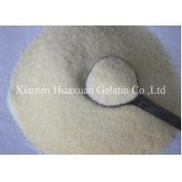 China CAS 9000-70-8 Bovine Food Grade Gelatin Powder In Confectionery , Jelly on sale