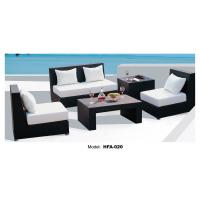 China Design Garden outdoor rattan garden furniture sofa on sale