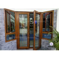 Quality Residential Building Aluminium Sliding Doors And Windows , Aluminium Entrance Doors With Fiberglass Flyscreen wholesale