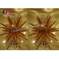Quality Hanging Balloons From Ceiling Star Inflatable Party Decorations Wedding / Stage wholesale