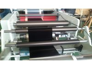 China masking tape cutting machine/pvc tape cutting machine on sale