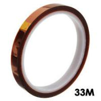 Quality kapton tape brown or amber color for  motor insulation ,heat resistant etc. wholesale