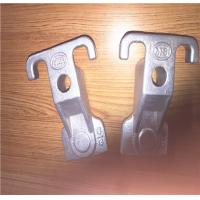 China Deadend Guy Hook / Transmission Line Hardware With Malleable Iron Material on sale