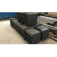 Quality Length 3m Dia 70mm Casting Rock Drill Rods / Pipe For Geological Drilling wholesale